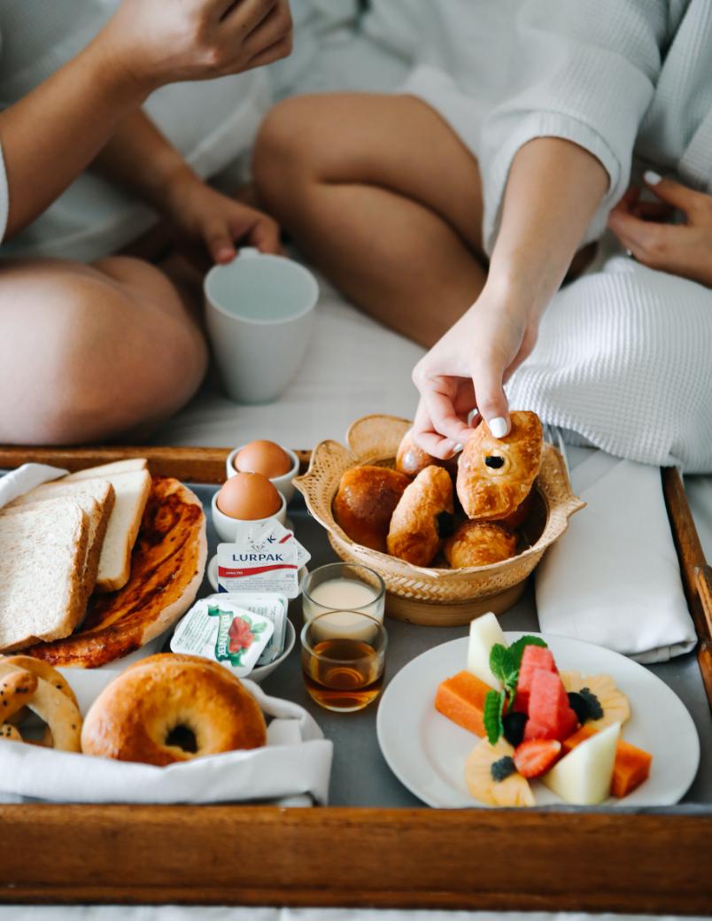 das bleibt Breakfast basket